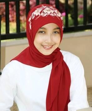 Model Jilbab Terbaru 2012 Cara Memakai Jilbab Yang Benar
